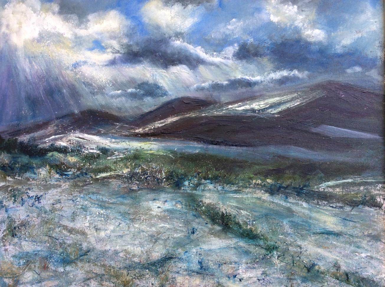 West Malvern winter