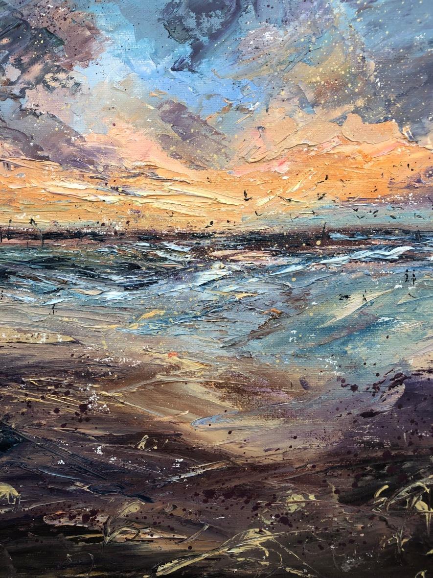 Seascape by Anna Cumming
